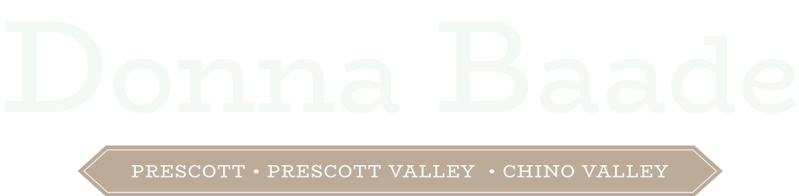 Donna Baade – Realty One Group Mountain Desert Logo